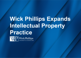 See Wick Phillips Expands Intellectual Property Practice